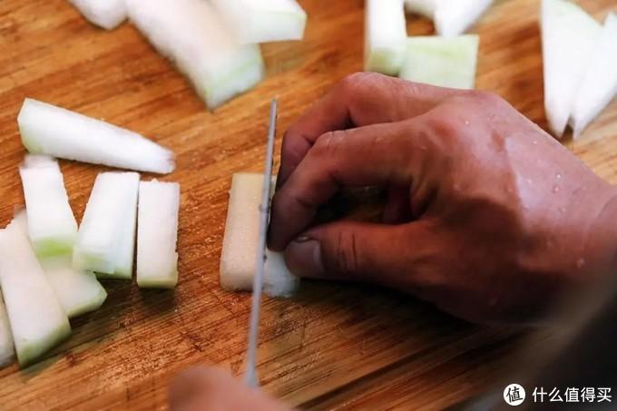 厨房利器升级,小米有品新品火候复合钢刀体验