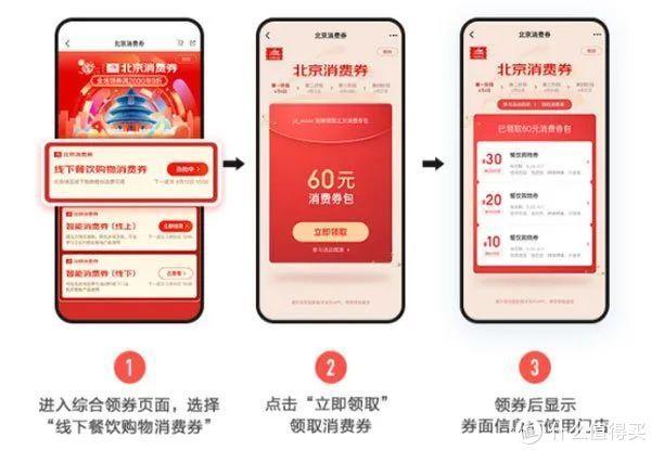 北京昨日发布150万张消费券,可用于购买智能家居,众多低价来袭~