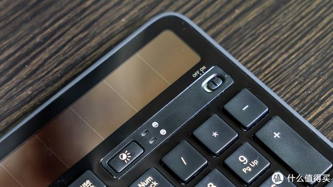 罗技 K750 太阳能无线键盘体验:有光就能充电,从此告别续航困扰
