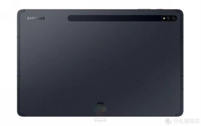 三星Galaxy Tab S7渲染图和参数曝光:搭骁龙865 Plus,支持5G和45W快充