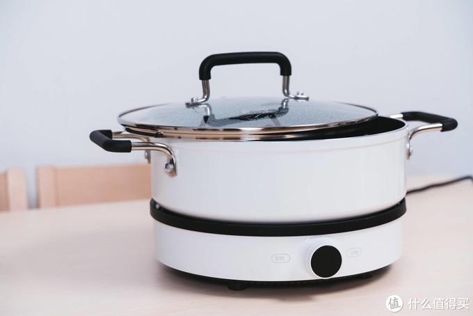 好看的厨具做好吃的饭——米家电磁炉套装