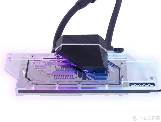 显卡上高端水冷不再难:Alphacool阿尔法酷发布Eiswolf 2 GPU AIO一体显卡水冷