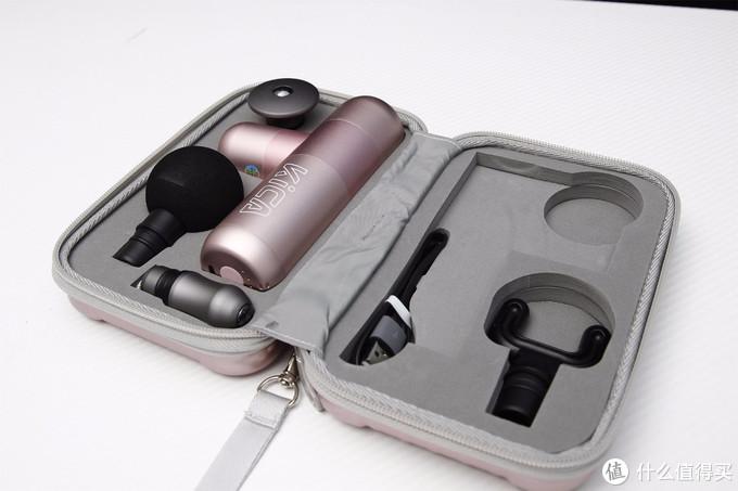 可以随身携带的按摩师-KICA筋膜枪K2