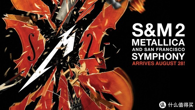 关于 Metallica  S&M² DELUXE BOX SET 延伸的一点点感想