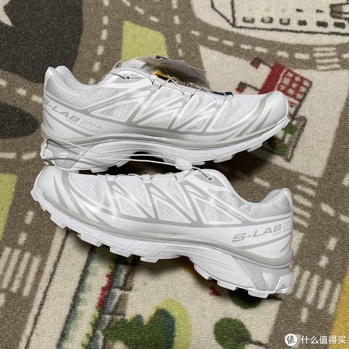 户外鞋变身机能潮鞋Salomon XT-6 ADV