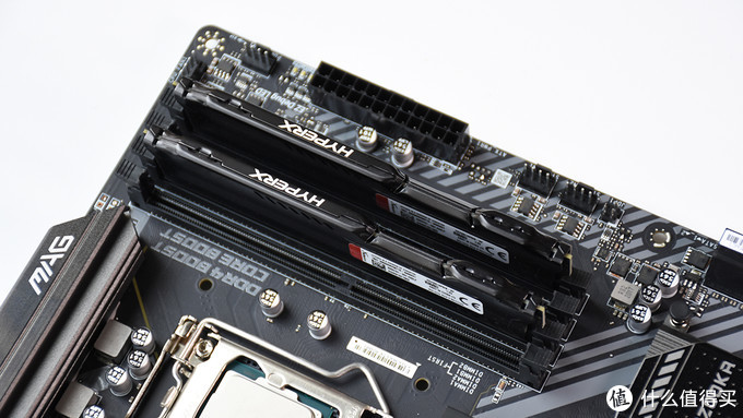 i5 10400+微星B460M装机分享 给小姐姐组装的办公电脑