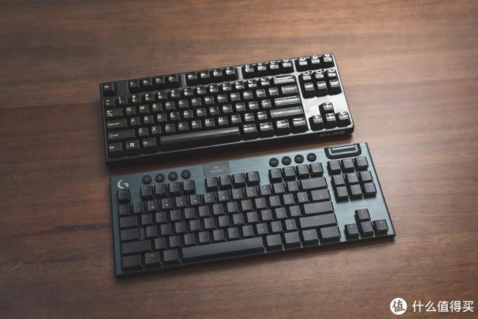 真是一把又贵又好用的无线机械键盘:罗技G913TKL