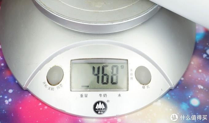 纯机身重不到470克