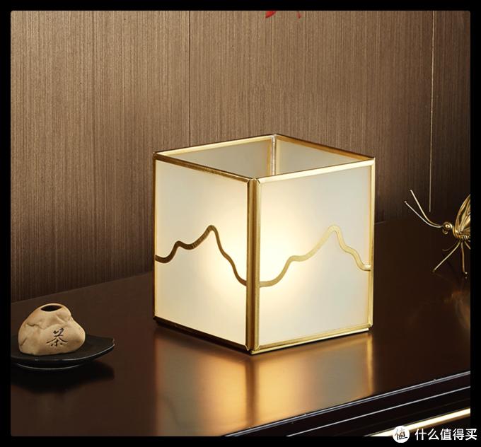 小编搜罗了全网最好看的这几款现代中式灯具,美到沁人心扉!好看不贵~