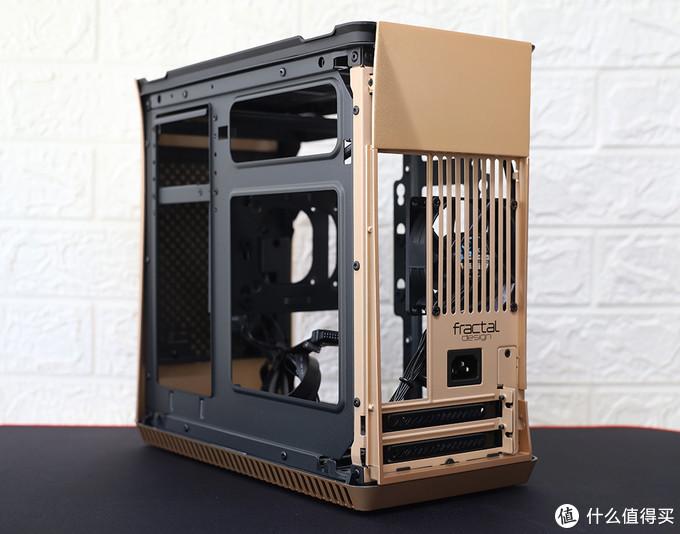 分形工艺(Fractal Design) Era ITX机箱 内部结构④