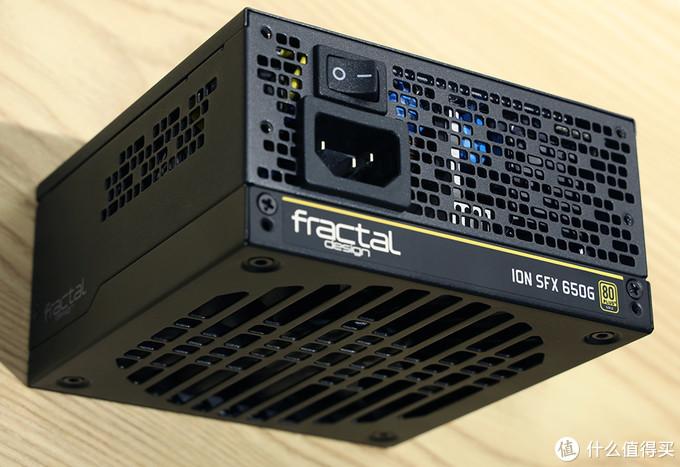 分形工艺(Fractal Design) ION SFX-L电源 外观④