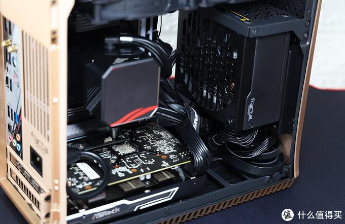 10代酷睿ITX平台 主机 细节④