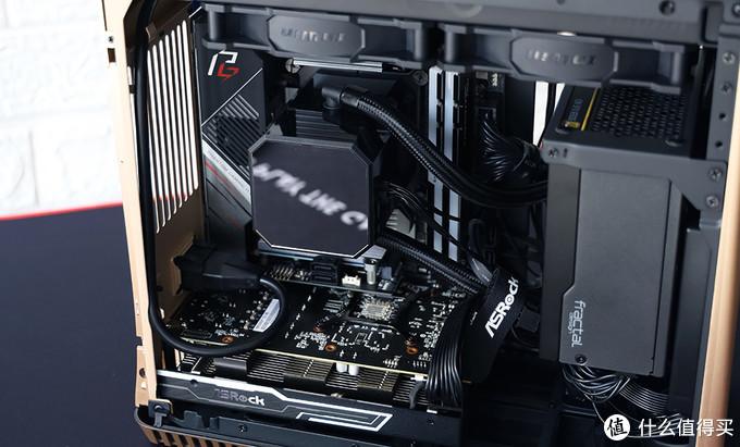 10代酷睿ITX平台 主机 细节⑤