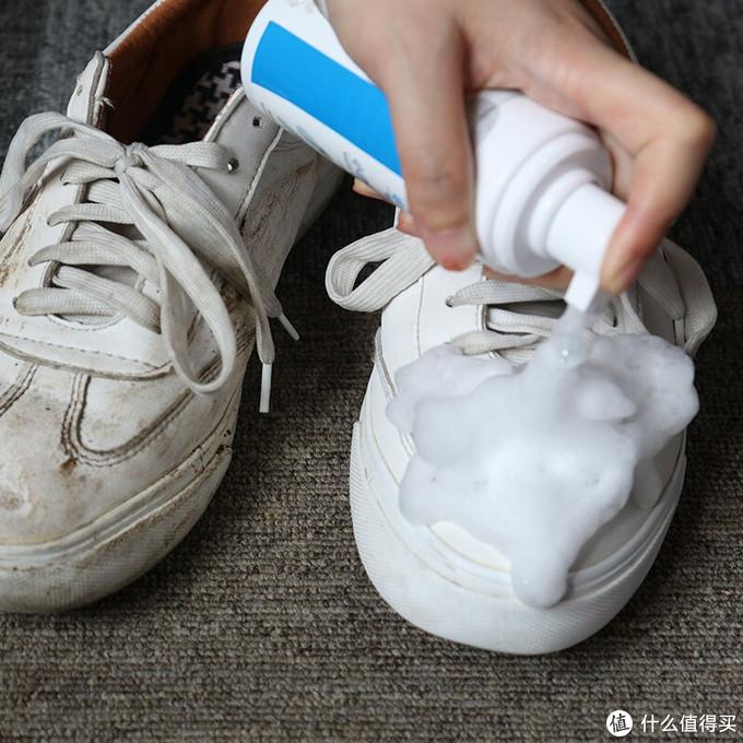 优洁士 小白鞋清洁剂 100ml 是正品哦