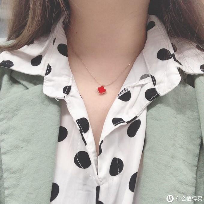 可以一款多戴的钻石项链