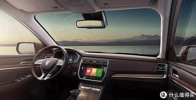 荣威RX8配置升级上市,售价最低16万