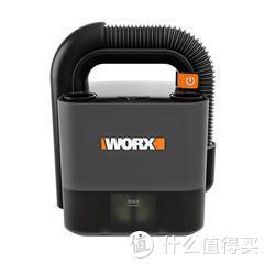 威克士车载吸尘器,实用性不要太高!