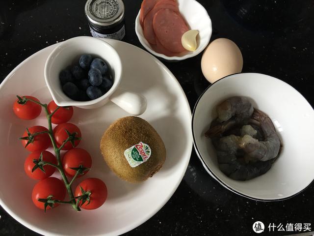 晒晒最适合夏季减脂的早餐,好看好吃,长期坚持,小脸细腻嫩白,体重也悄悄降