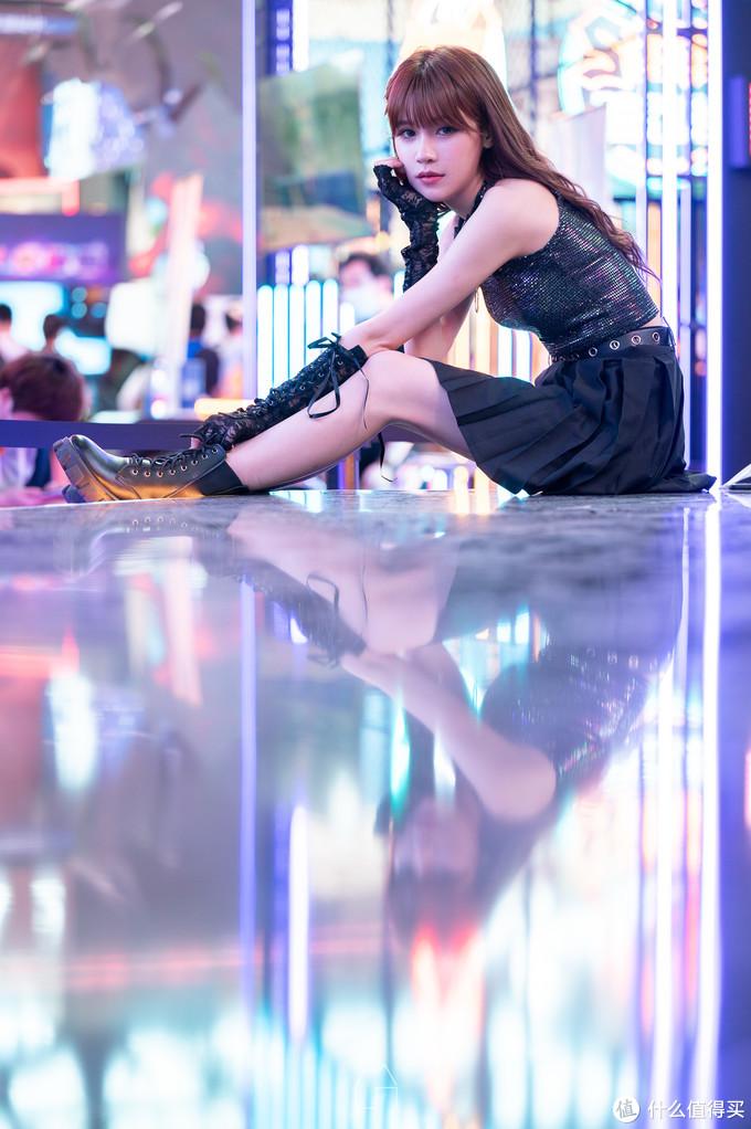 从官摄又沦为观众,带你们随便看看chinajoy2020的showgirl吧
