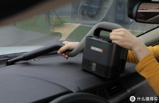 车家两用无线吸尘器,轻松搞定车内死角