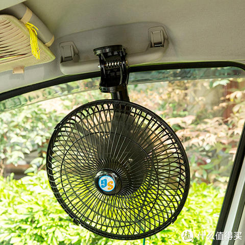 夏季高温,车载电风扇让你凉爽一夏