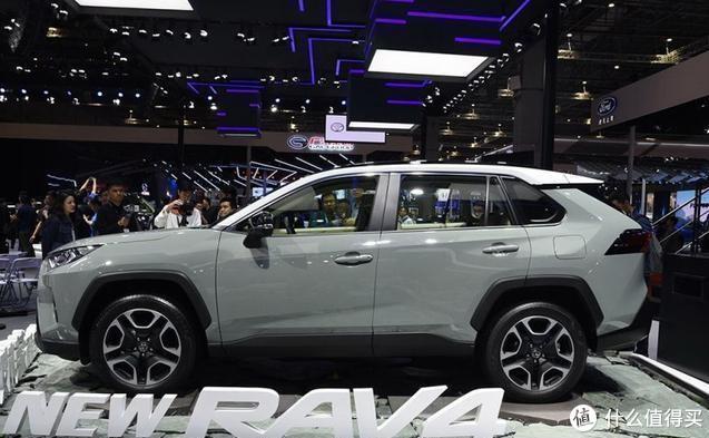10月上市的全新丰田RAV4,外形硬派