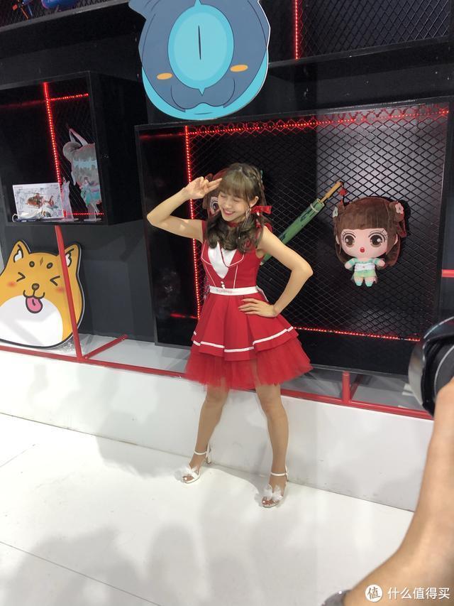 「科技犬」Chinajoy2020现场报道:showgirl一次看个够