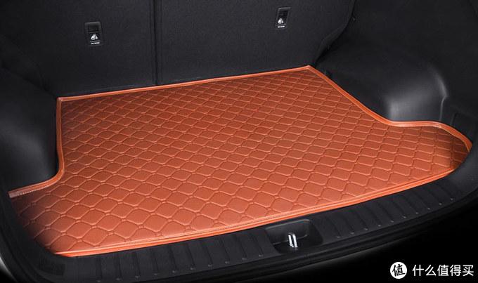 汽车后备箱也需要呵护,后备箱垫你有吗