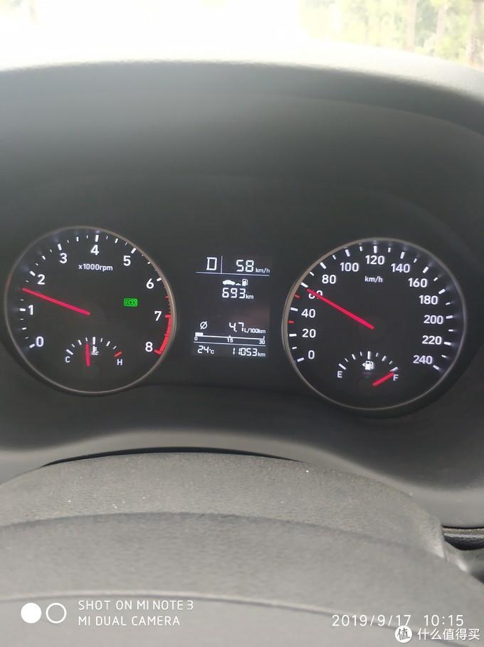 2.3万公里18款现代悦动轿车使用感受-该车型本网第一稿
