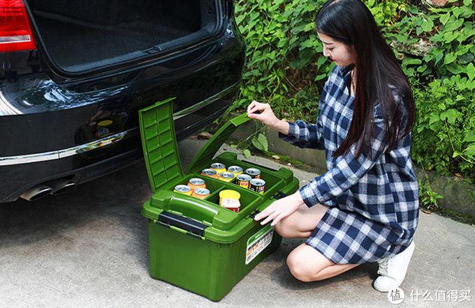 汽车后备箱太凌乱?这些收纳神器你有吗?