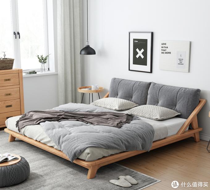 购床心得,实木床、布艺床、皮床、铁艺床怎么选?2020年双人床购买指南