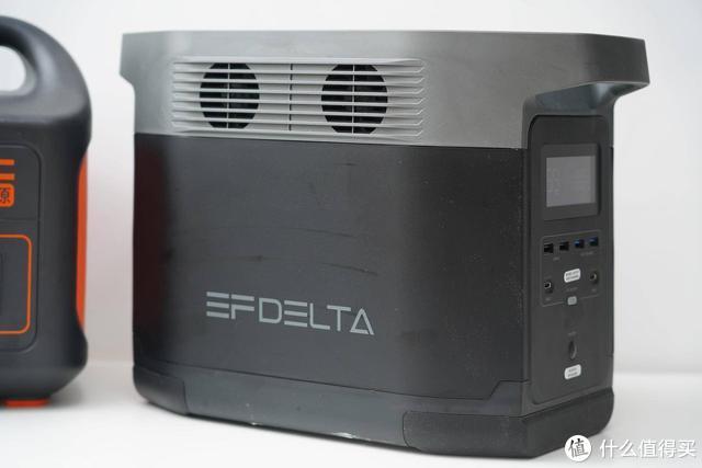 自驾去青海装备篇---两台户外电源的对比评测ECOFLOW DELTA1000VS电小二1000