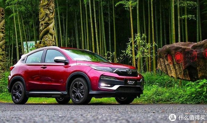 本田新款XR-V已亮相,7月正式上市