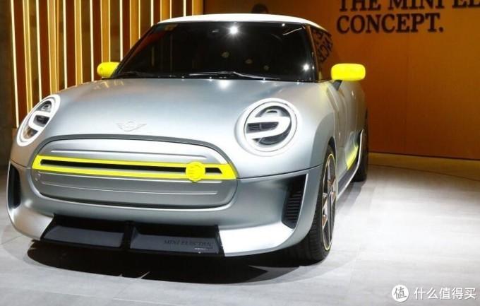 MINI首款纯电动汽车,即将在7月亮相