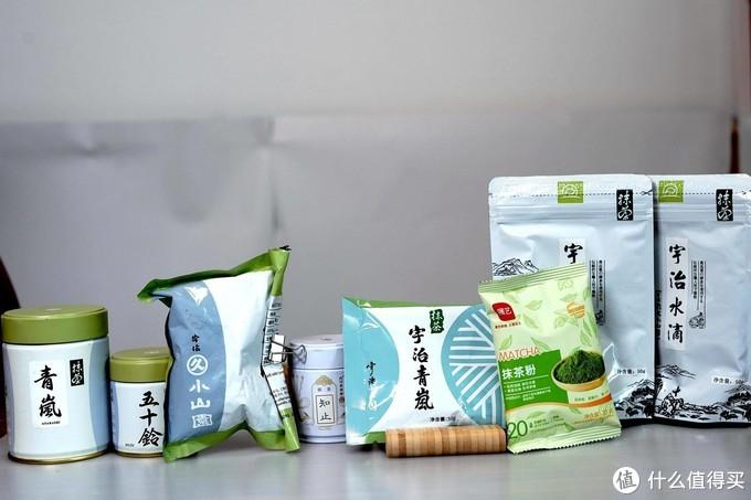 抹茶粉不会选?八款大PK,五分钟教你买对抹茶粉!