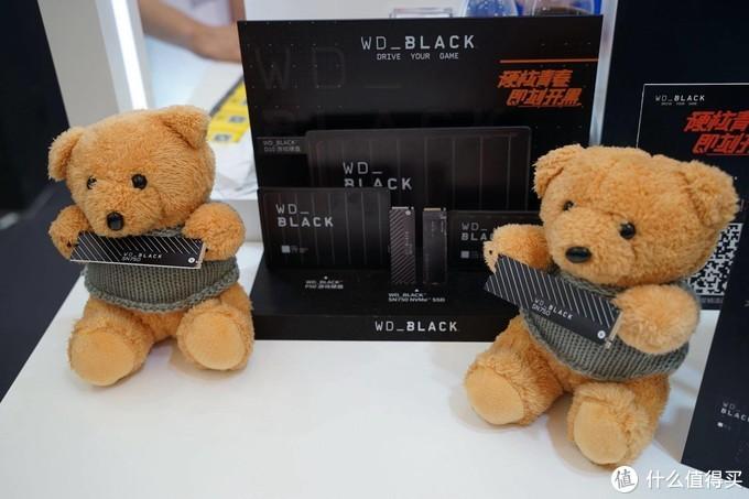 酷热来袭,WD_BLACK在ChinaJoy有寻宝关卡