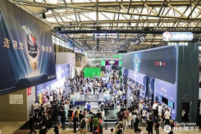 2020 ChinaJoy高通骁龙主题馆竞速开启