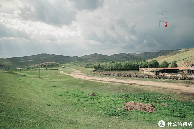 多尔博勒金和仑附近的道路