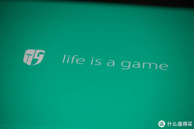 九州给自己的玩家风暴子品牌加入了一个SLOGAN lofi is a game,人生如戏?(滑稽)