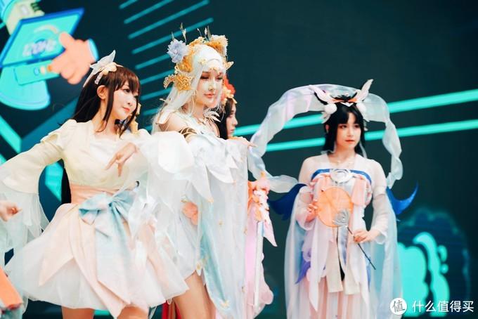 ChinaJoy2020:福利倒数第二波,CJ2020精选showgirl图赏