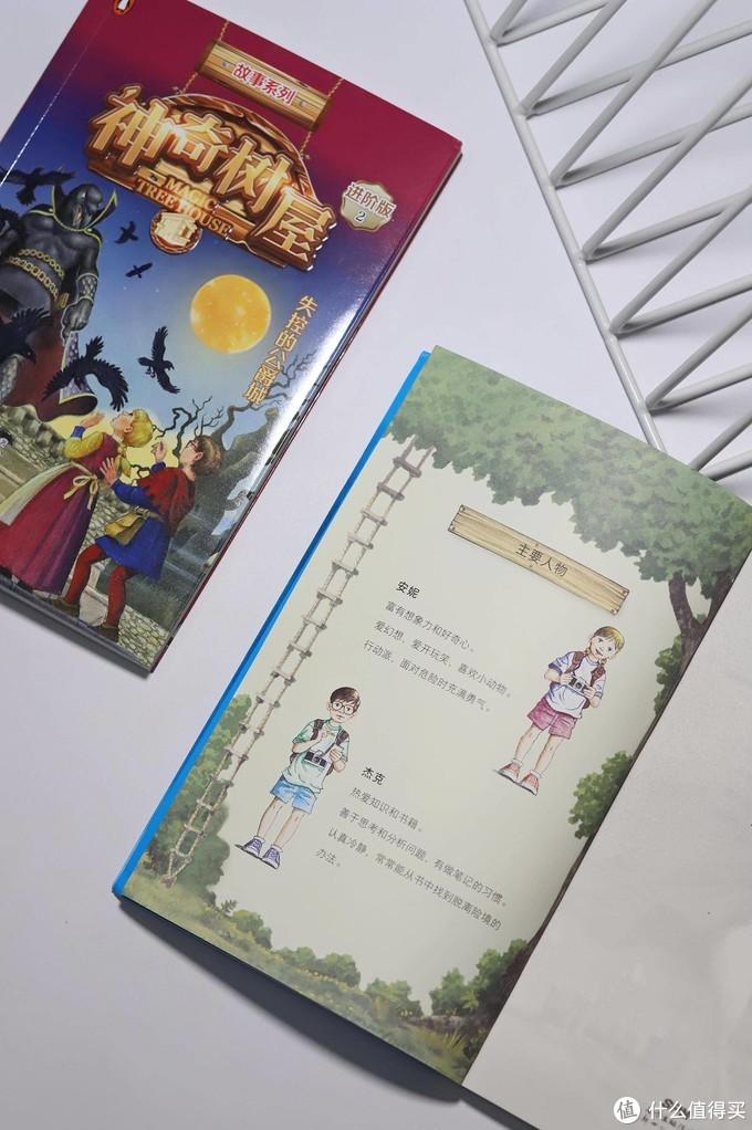 神奇树屋,跟着杰克与安妮开启惊险有趣的知识之旅