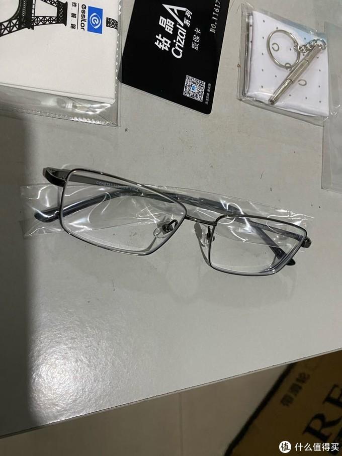 第一次在网上配眼镜感受