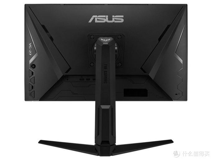 华硕发布TUF GAMING VG279QL1A电竞屏,IPS面板色彩表现优异