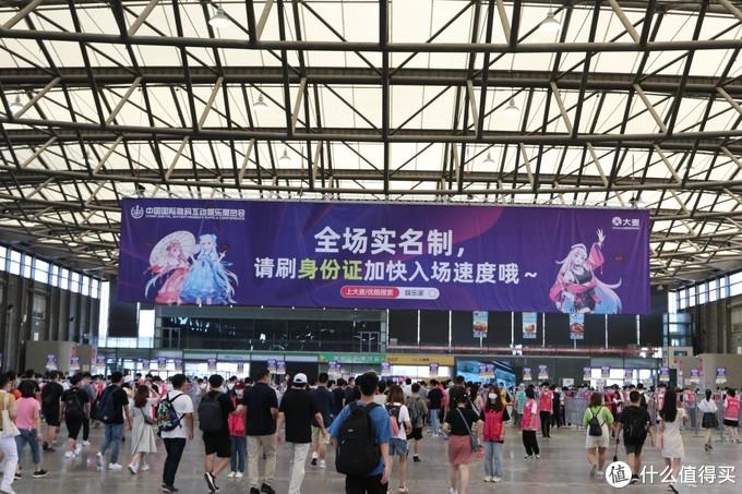 顺便看看showgirl的ChinaJoy 2020观展之旅