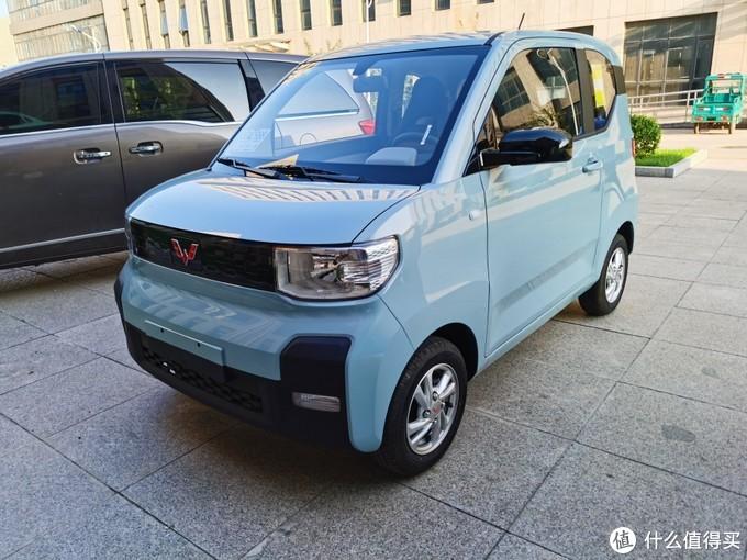 """""""国民神车""""五菱宏光mini——一个电动黑开了2500公里的感受"""