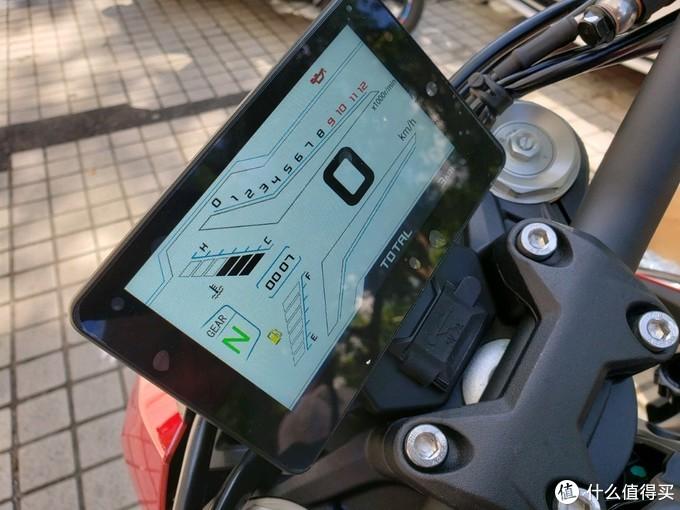qjmotor追600开箱,这是黄龙600官方改装版?