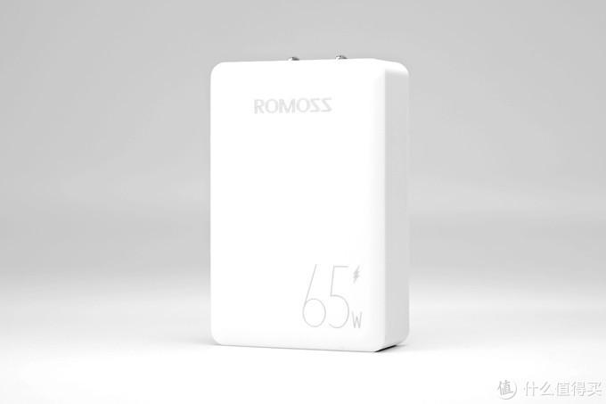 拆解报告:ROMOSS罗马仕65W USB PD氮化镓充电器AC65C