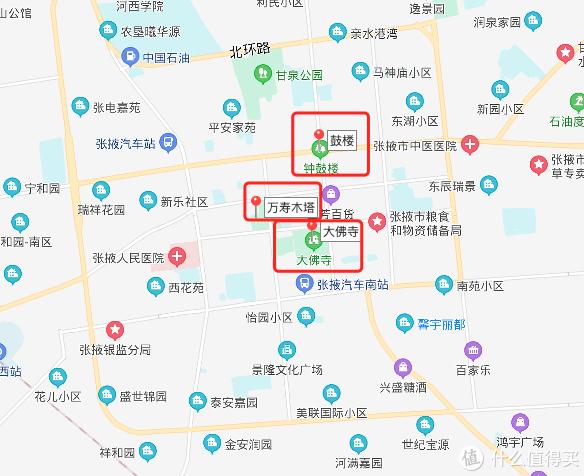 (市区景点)