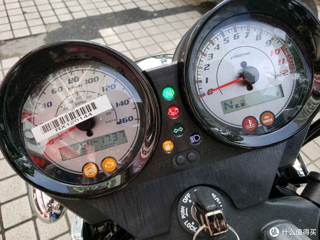 台湾三阳野狼300值得买首晒,36800元的大单缸是情怀还是智商税