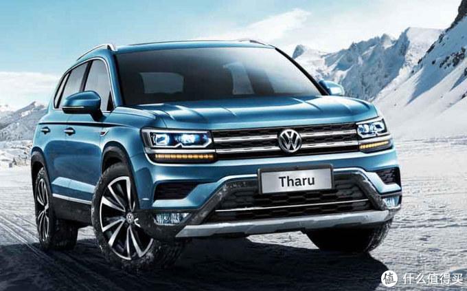 20万级合资SUV,配置丰富性价比高